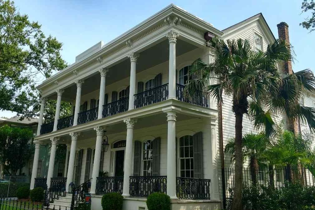 Beste plek voor 30e verjaardag - New Orleans
