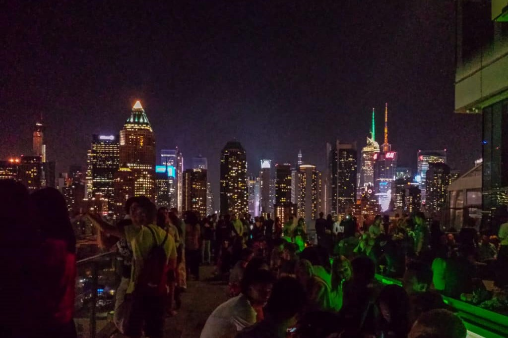 Best place for 30th Birthday - New York