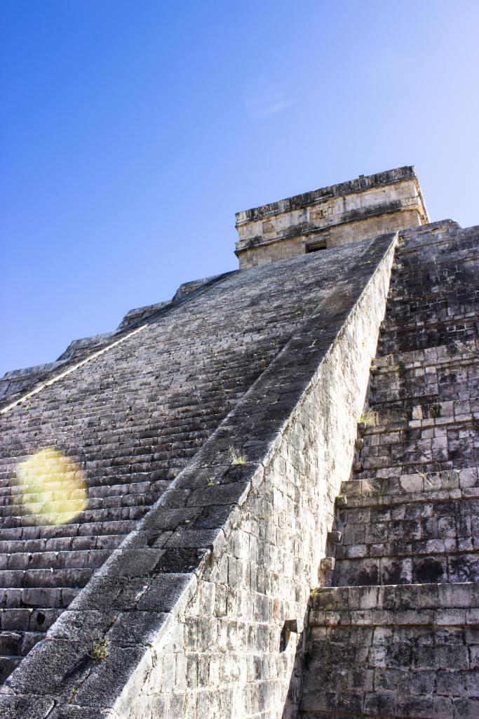 Chichen Itza Maya Temples Mexico