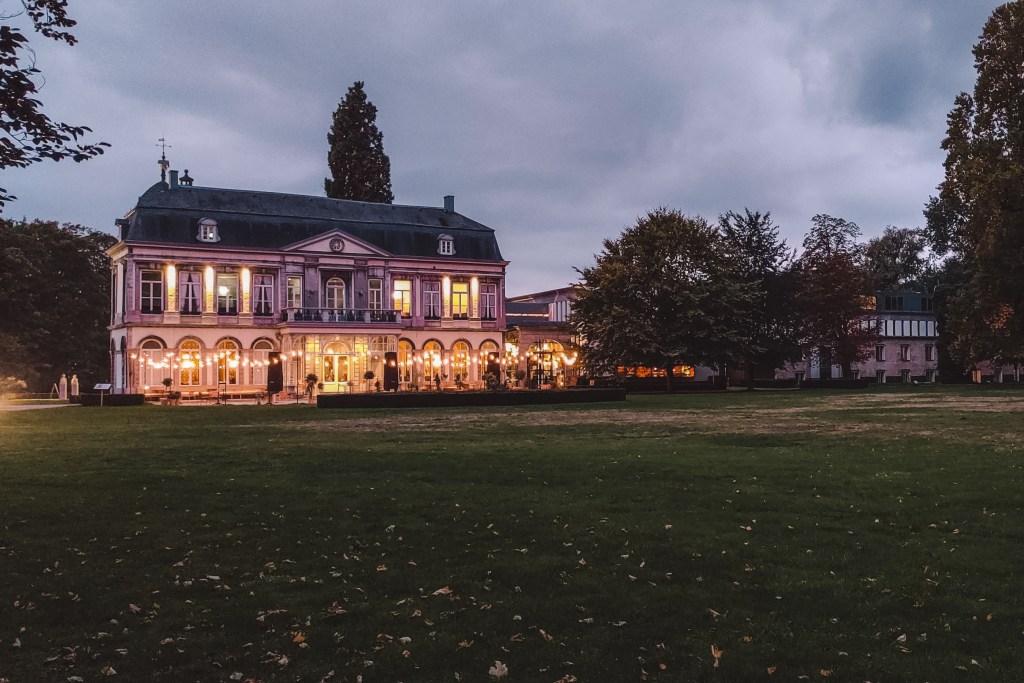 Maastricht Vaeshartelt Castle