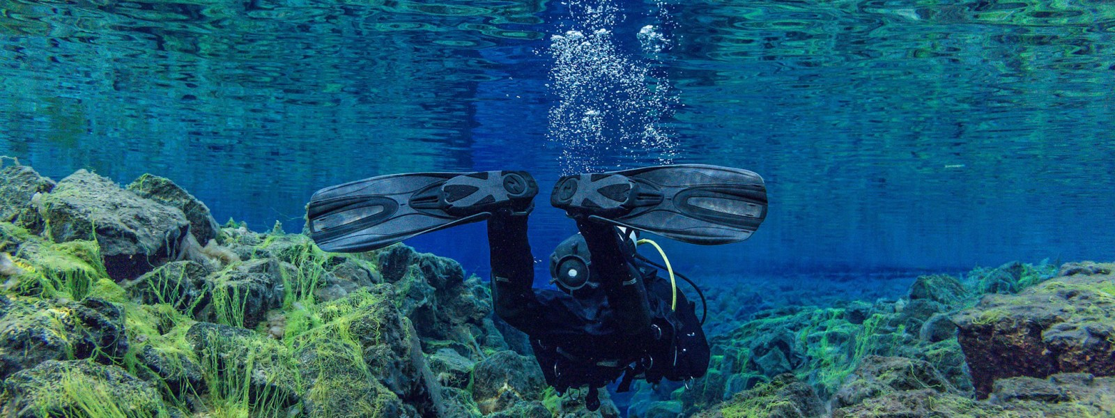 Snorkelen in IJsland: bezoek Silfra in Thingvellir