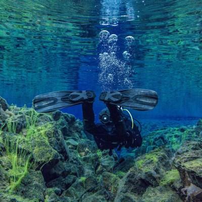 Snorkelen IJsland Silfra Thingvellir snorkeling