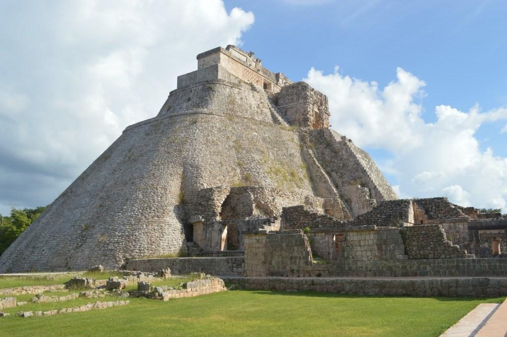 Uxmal Maya Mexico