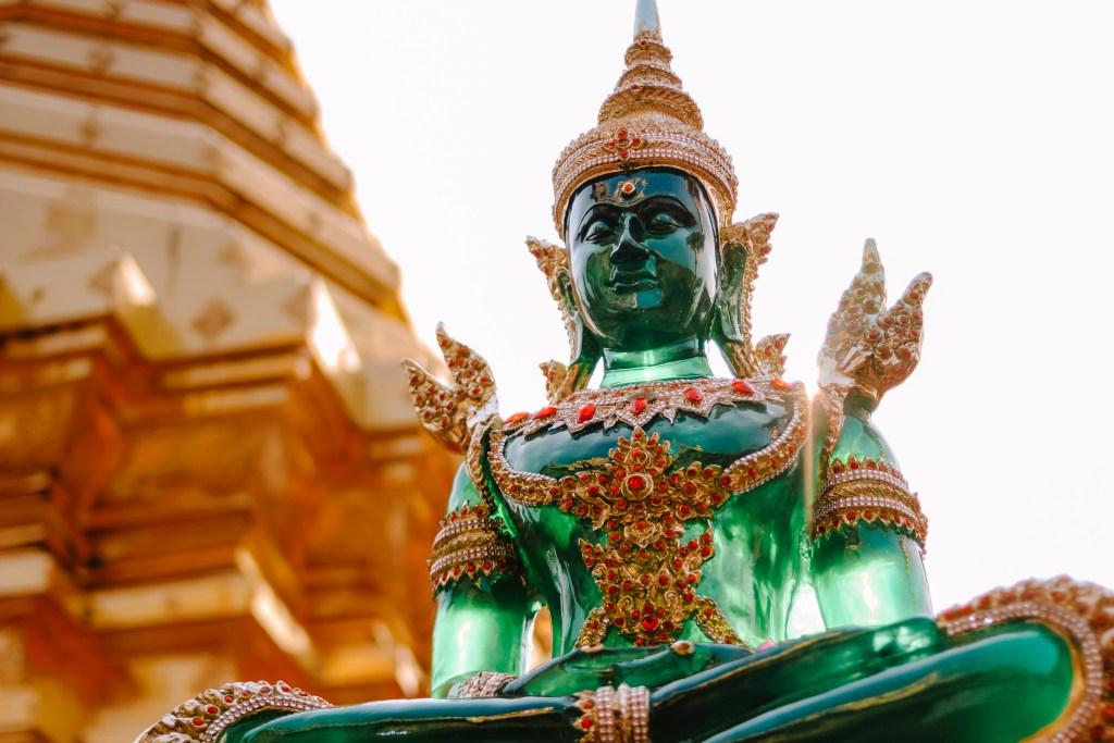 Tempels Thailand | Wat Phra That Doi Suthep Chiang Mai