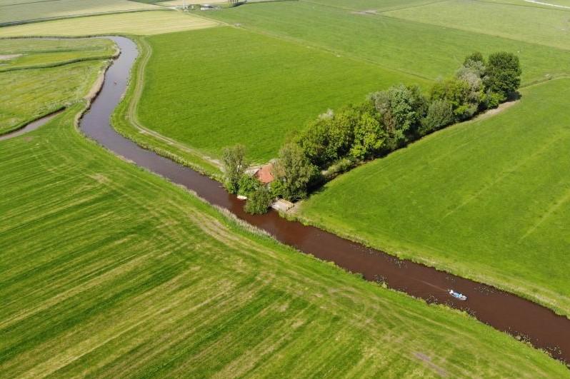 Molenaarshuisje Friesland
