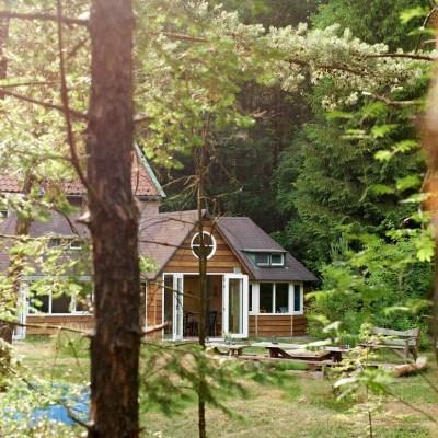 Boshuisje huren | afgelegen natuurhuisjes in Nederland