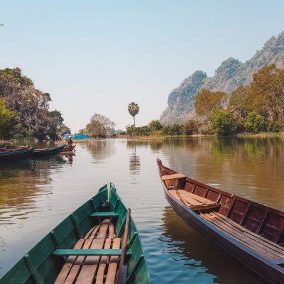 Hpa An Myanmar Backpacken