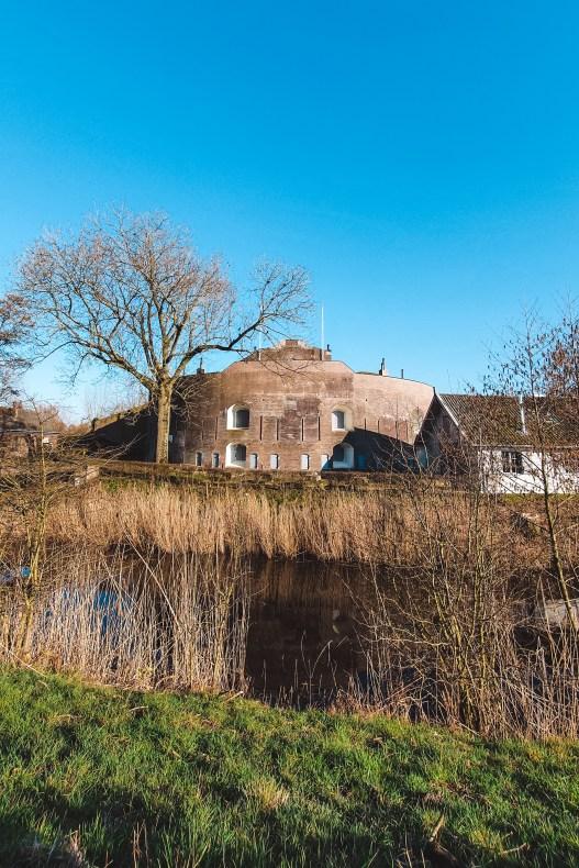 Lek En Linge Route   Autoroute Zuid-Holland Nederland