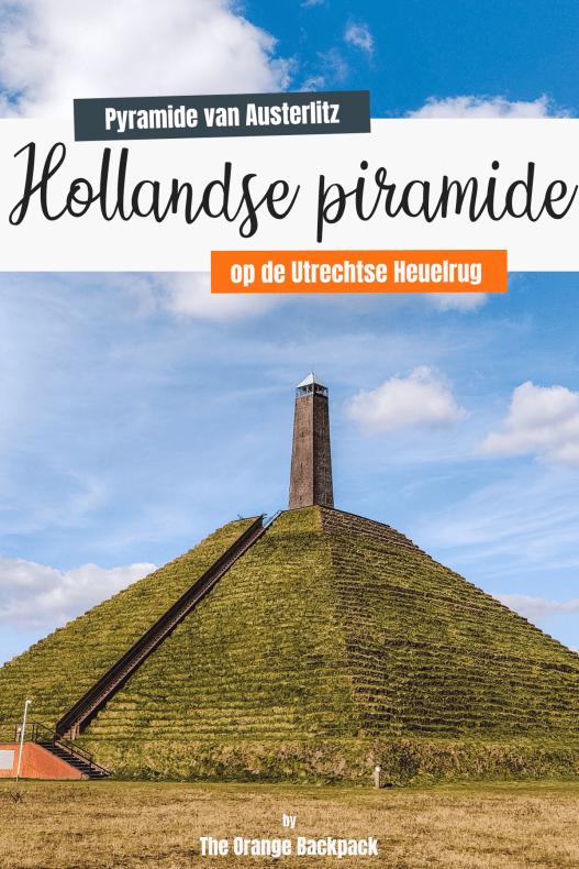 Pyramide van Austerlitz | Utrechtse Heuvelrug