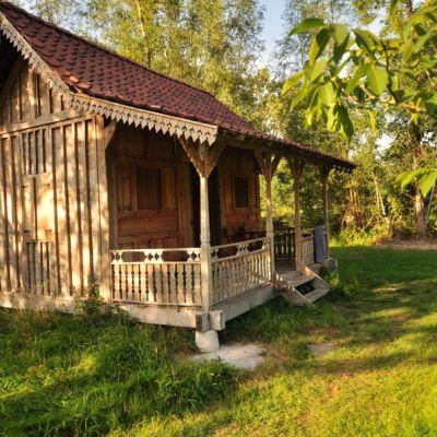 Bijzondere overnachtingen - Balihuisje