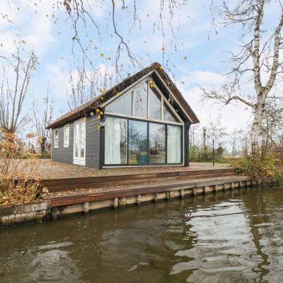 Bijzondere overnachtingen - Designhuisje Giethoorn