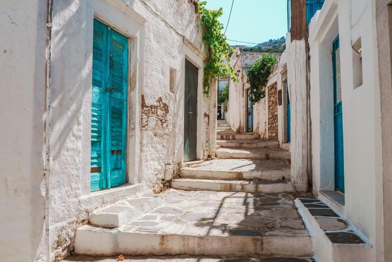 Naxos Cycladen Griekenland