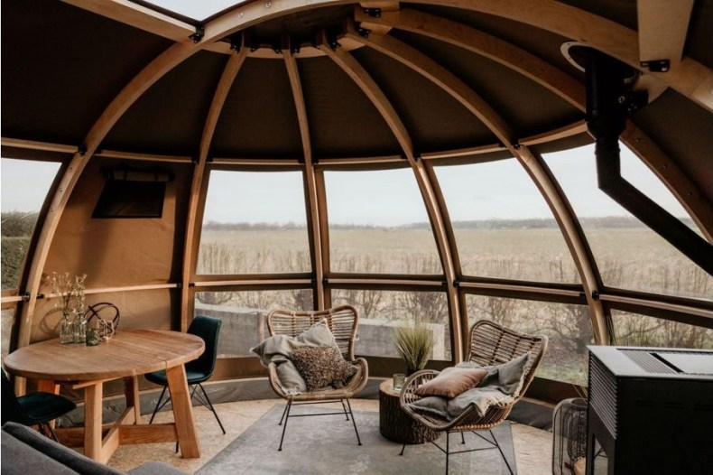 Panorama Dome   Parc Buitengewoon Limburg