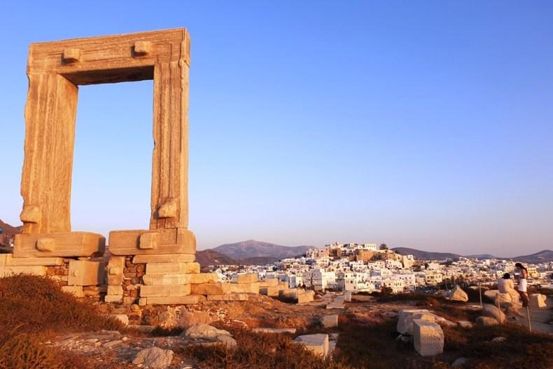 Naxos Griekenland Cycladen