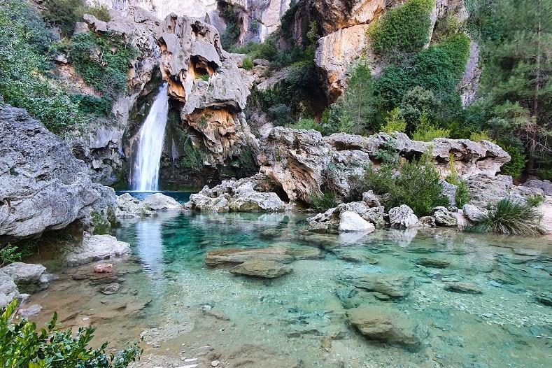 Rio Borosa Cazorla   Roadtrip Zuid-Spanje
