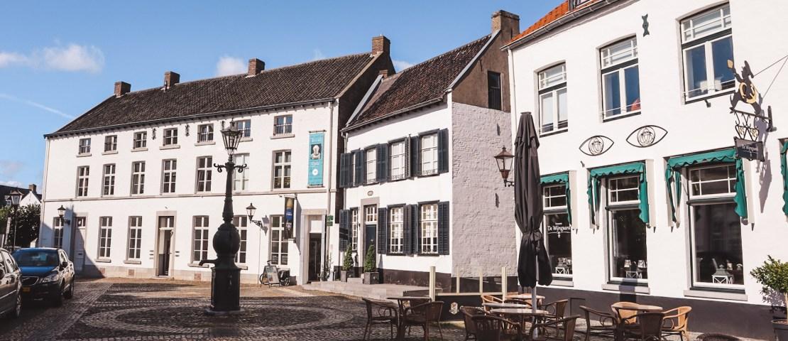Bezoek Thorn, het witte stadje van Limburg