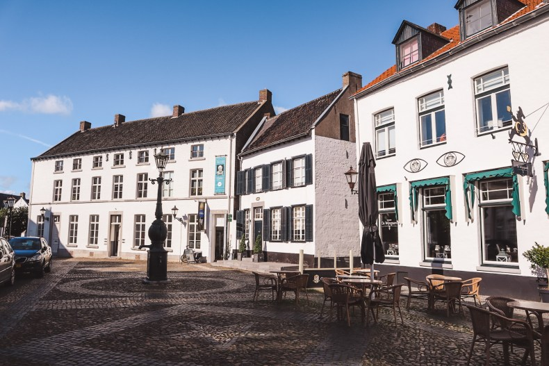 Thorn Limburg   witte stadje Nederland