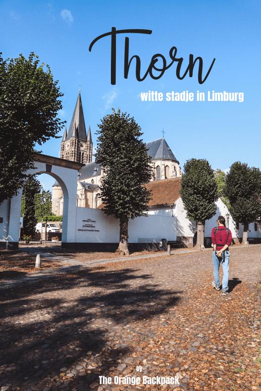 Witte dorp Thorn Nederland