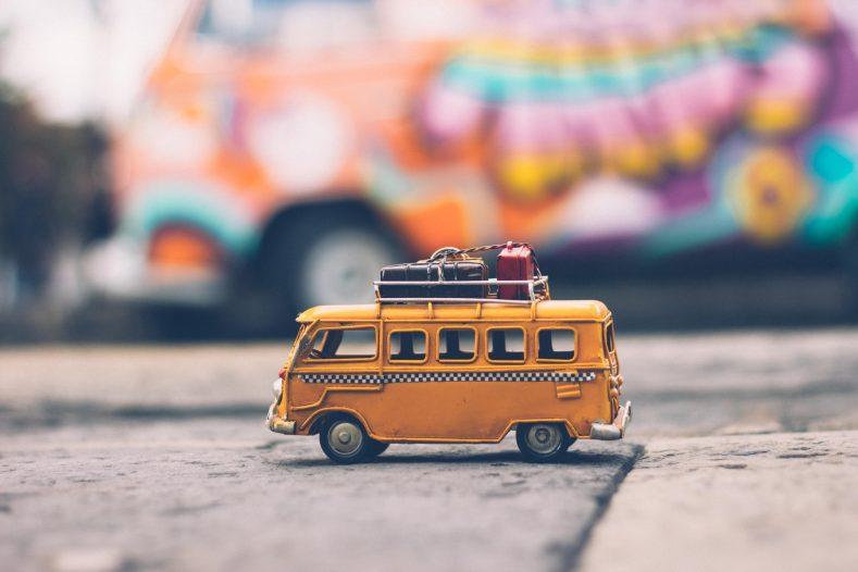 camper bouwen bus