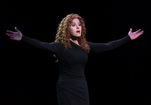 Segerstrom Center - Into the Woods Reunion - Bernadette Peters - by Doug GIfford (4)