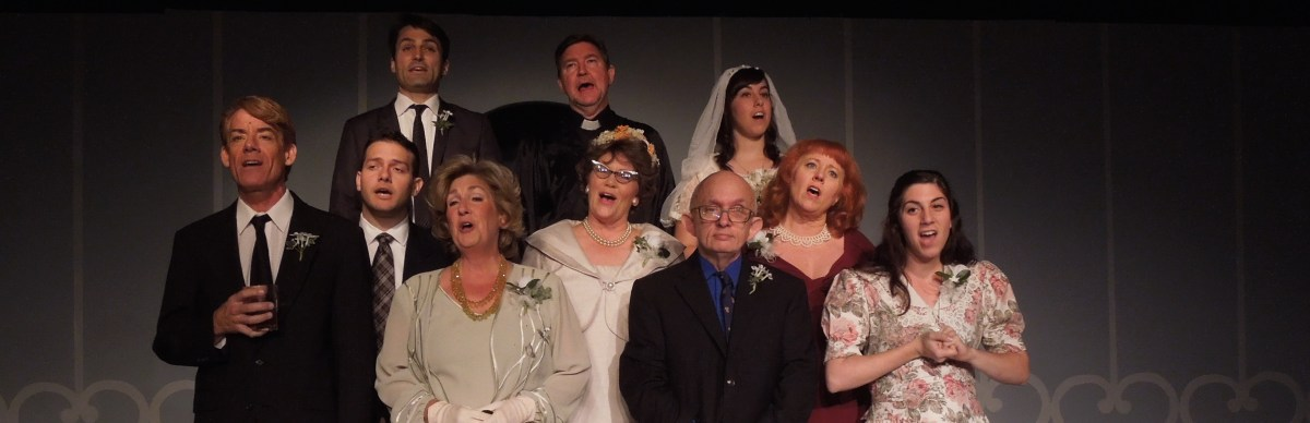 The Darkest Family Matters -The Marriage of Bette and Boo @ Costa Mesa Playhouse in Costa Mesa - Review