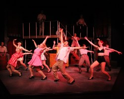 Kiss Me Kate - Lobby Photos 017