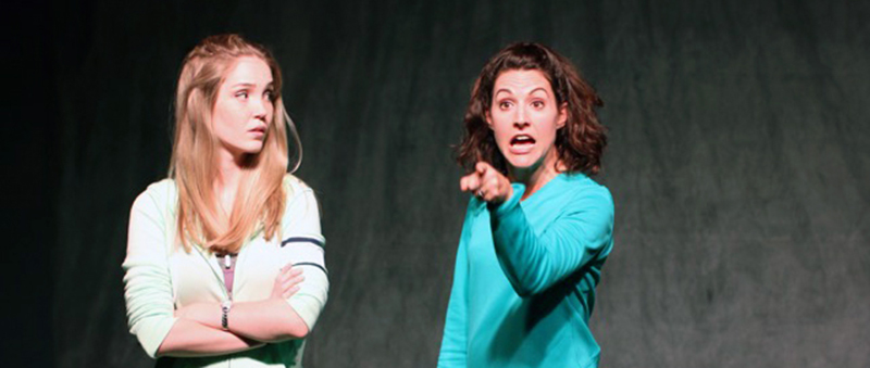 Momma Drama : Secrets of a Soccer Mom @ Modjeska Playhouse in Lake Forest - Review