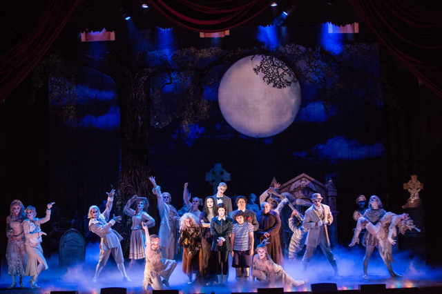 3D Theatricals presents : The Addams Family A New Musical Comedy @ The Plummer Auditorium in Fullerton - Review