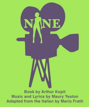 AUDITIONS FOR NINE THE MUSICAL @ Costa Mesa Playhouse in Costa Mesa