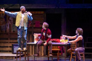 Rent (Musical) at La Mirada Theater in October 2015, directed by Richard Israel, produced by McCoy Rigby