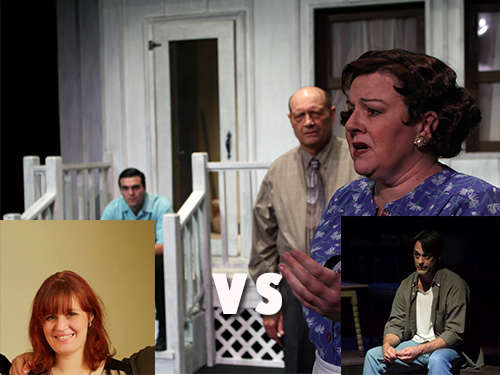 Erin vs Scotty : All My Sons @ STAGEStheatre - Double Review