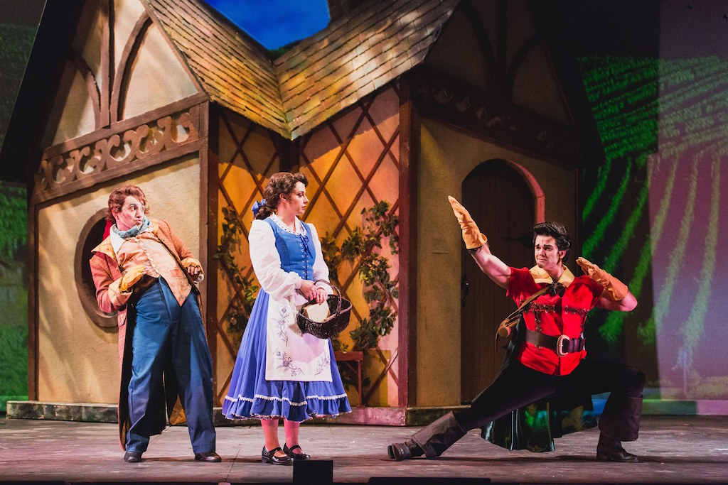 3D Theatricals presents : Beauty and The Beast The Musical @ The Plummer Auditorium in Fullerton – Review