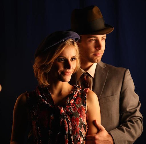"Curtis Theatre presents ""Bonnie and Clyde: The Musical"" with a preview today and regular performances beginning tomorrow. Courtney Daniels and Trevor Shor star as the main characters."