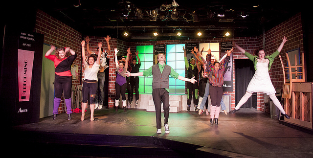 Fame: The Musical @ Mysterium Theater - Review