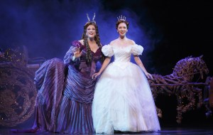 Liz McCartney and Kaitlyn Davidson from the Rodgers Hammersteins CINDERELLA tour photo by Carol Rosegg