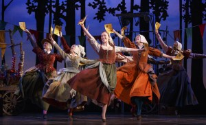 Rodgers Hammersteins CINDERELLA tour company photo by Carol Rosegg