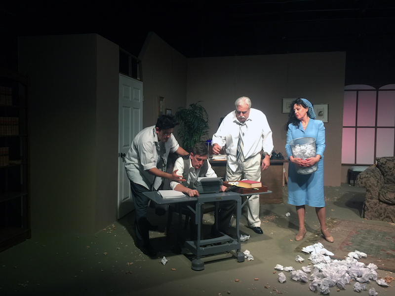 Before the Wind Left : Moonlight & Magnolias @ Modjeska Playhouse - Review