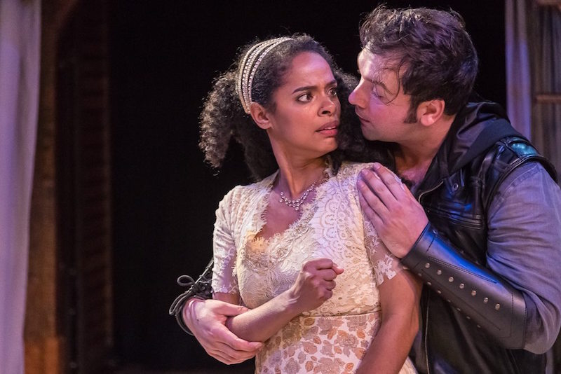 New Swan Shakespeare Festival Presents : Hamlet @ University of California, Irvine - Review