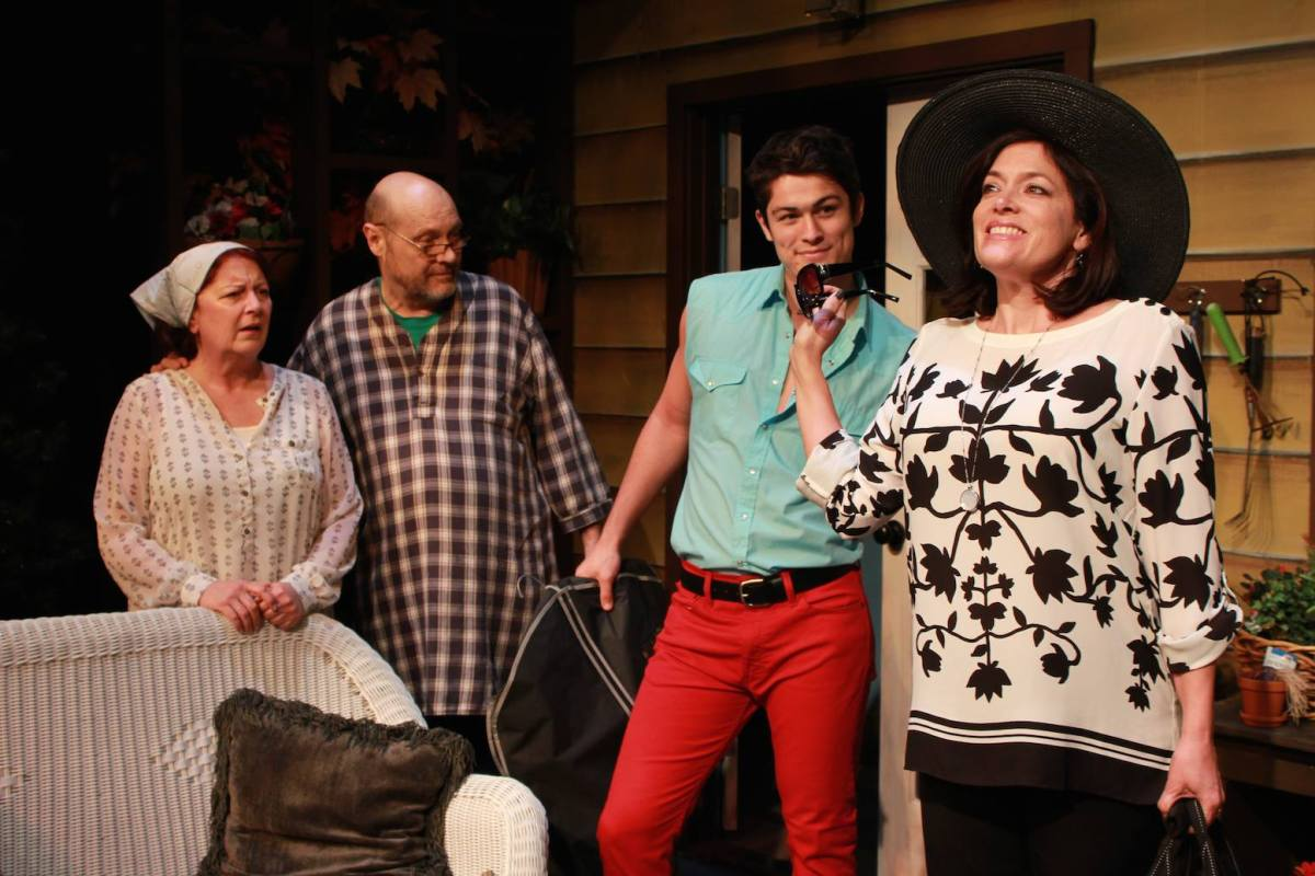 Vanya and Sonia and Masha and Spike @ STAGEStheatre in Fullerton - Review