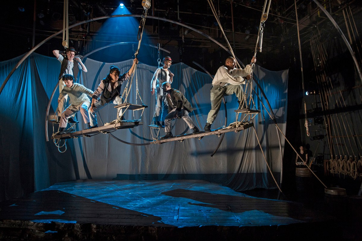 A Moby Dick for a New Time @ South Coast Repertory - Review