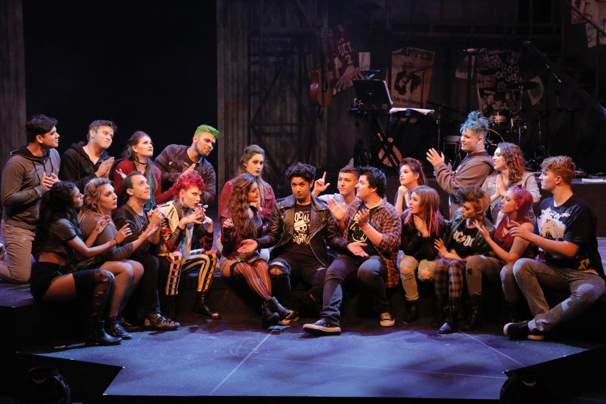 Green Day's American Idiot @ Fullerton Community College in Fullerton - Review