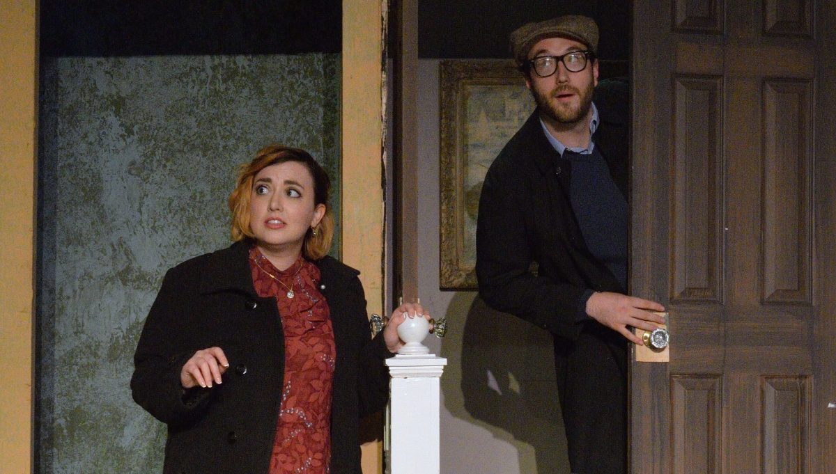 How the Other Half Loves @ Newport Theatre Arts Center in Newport Beach  - Review