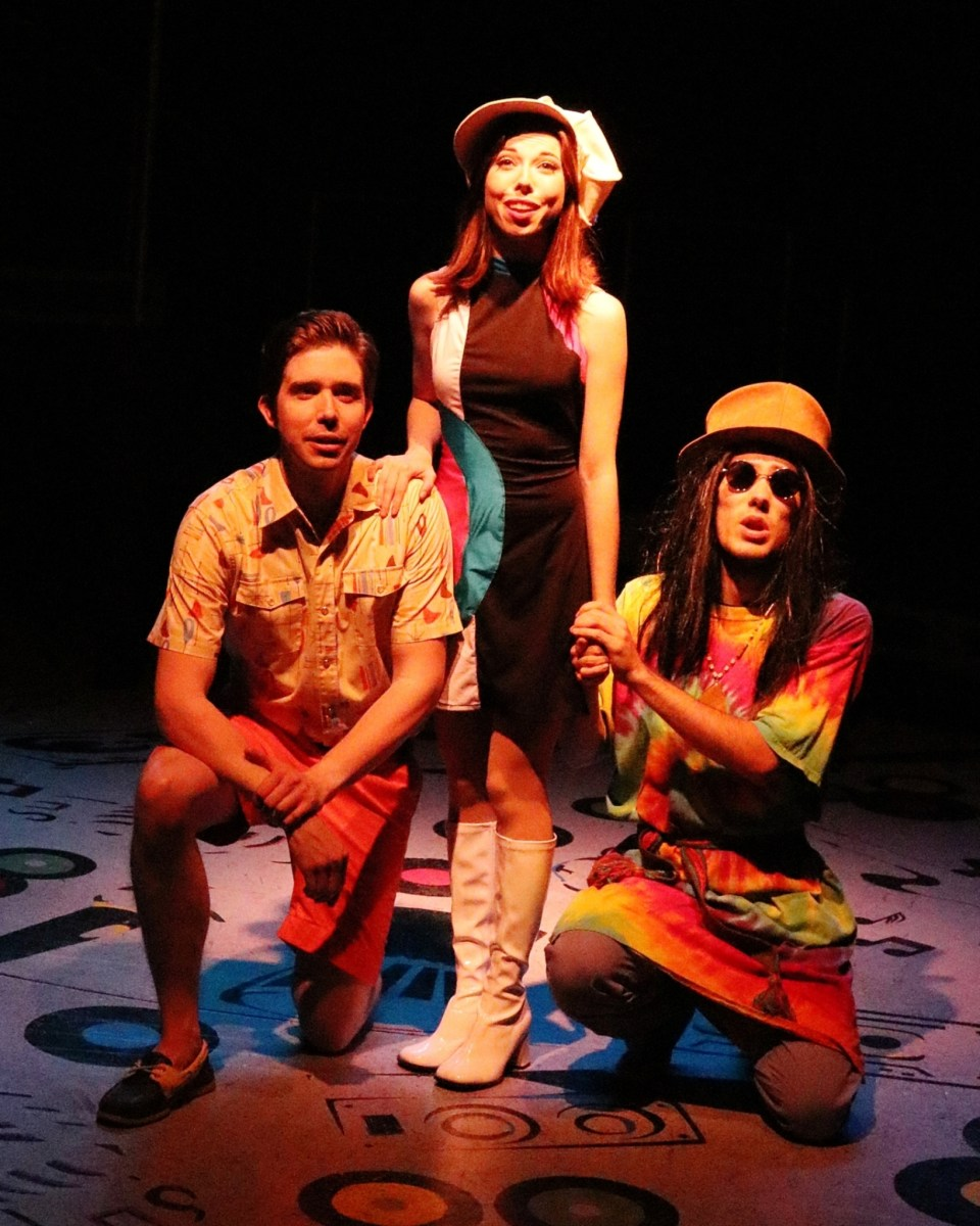 American Coast Theater Company Presents : The Beat Goes On @ Vanguard University in Costa Mesa - Review
