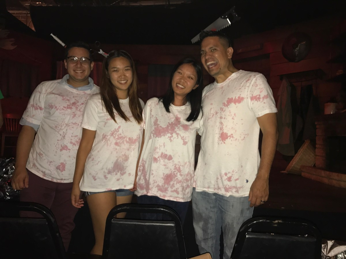 Welcome to the Splatter Zone! : Evil Dead The Musical @ Maverick Theater - Review