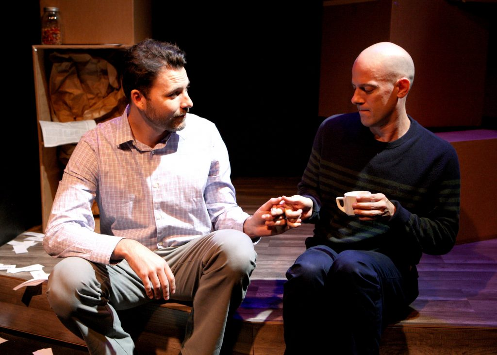A Play About Words : In a Word @ The Chance Theater in Anaheim -  Review