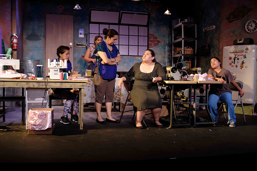 Real Women Have Curves @ Costa Mesa Playhouse - Review