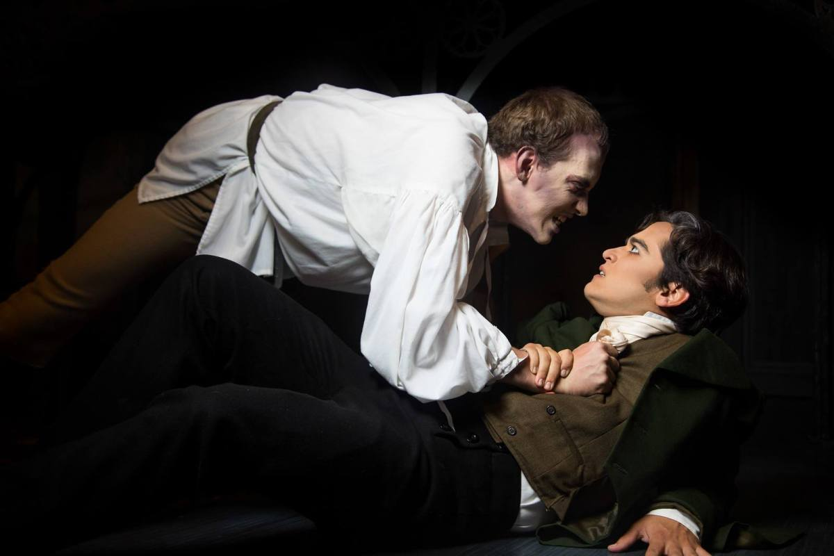 A new Frankenstein has risen : Frankenstein @ California State University, Fullerton - Review