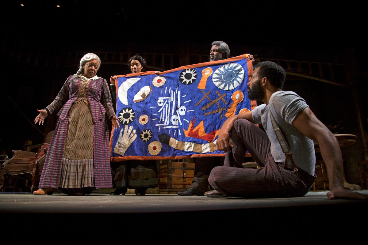 Gem of the Ocean @ South Coast Repertory in Costa Mesa - Review