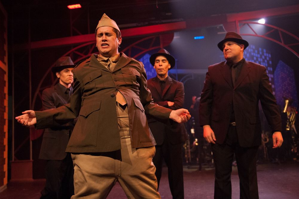 Bullets Over Broadway @ The Gem Theatre in Garden Grove - Review