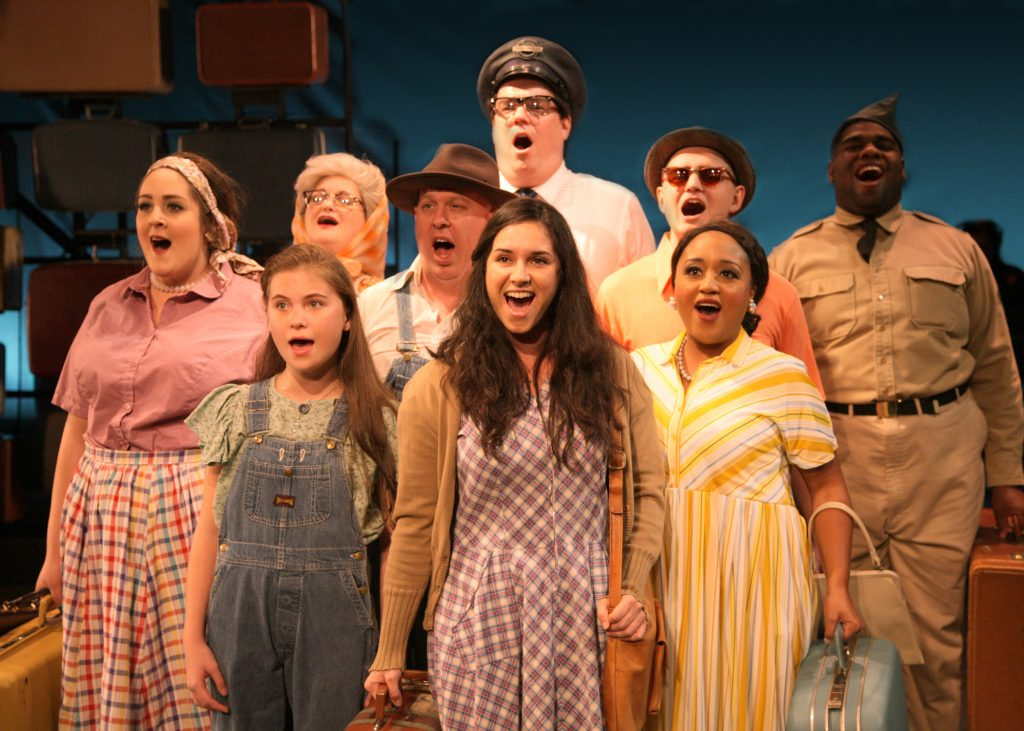 Violet @ The Chance Theatre in Anaheim - Review